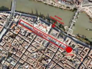Hotel Tibur, Hotel  Saragozza - big - 9