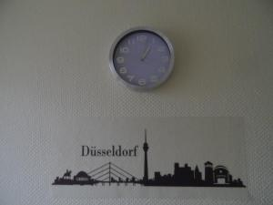 Studio Apartment Düsseldorf