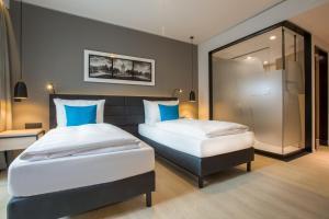 Radisson Blu Hotel, Mannheim, Отели  Мангейм - big - 12