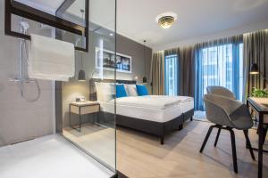 Radisson Blu Hotel, Mannheim, Отели  Мангейм - big - 13