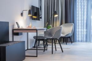 Radisson Blu Hotel, Mannheim, Отели  Мангейм - big - 14