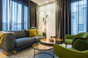 Radisson Blu Hotel, Mannheim, Отели  Мангейм - big - 16