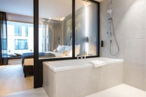 Radisson Blu Hotel, Mannheim, Отели  Мангейм - big - 17