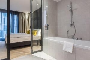 Radisson Blu Hotel, Mannheim, Отели  Мангейм - big - 20