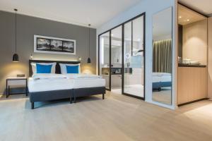 Radisson Blu Hotel, Mannheim, Отели  Мангейм - big - 7