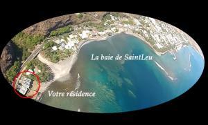 Le Nirvana, Apartmány  Saint-Leu - big - 9