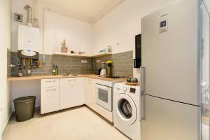 Dessewffy Homey Apartment, Appartamenti  Budapest - big - 7