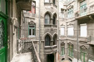 Dessewffy Homey Apartment, Appartamenti  Budapest - big - 12