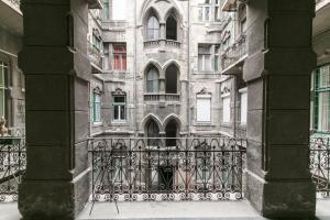 Dessewffy Homey Apartment, Appartamenti  Budapest - big - 11