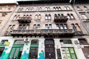 Dessewffy Homey Apartment, Appartamenti  Budapest - big - 10