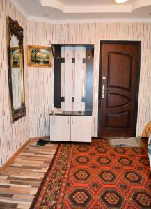 Apartment in 11 Microdistrict 92-15, Апартаменты  Актобе - big - 5