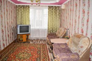 Apartment in 11 Microdistrict 92-15, Апартаменты  Актобе - big - 6