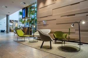 Radisson Blu Hotel, Mannheim, Отели  Мангейм - big - 58