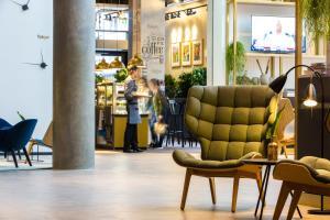 Radisson Blu Hotel, Mannheim, Отели  Мангейм - big - 57