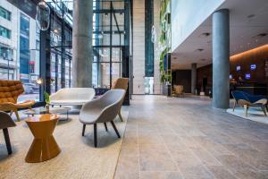 Radisson Blu Hotel, Mannheim, Отели  Мангейм - big - 26