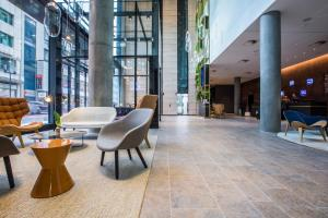 Radisson Blu Hotel, Mannheim, Hotels  Mannheim - big - 26