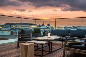 Radisson Blu Hotel, Mannheim, Отели  Мангейм - big - 55