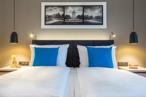 Radisson Blu Hotel, Mannheim, Отели  Мангейм - big - 23