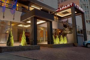 Отель Twin Apart - фото 2