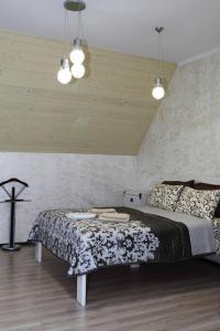 FAVAR Carpathians, Apartments  Skhidnitsa - big - 47