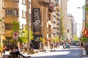 Departamento Amoblado Bellas Artes