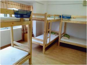 Hasta la vista like-minded youth hostel
