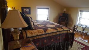 The Swope Manor Bed & Breakfast, Bed and breakfasts  Gettysburg - big - 24