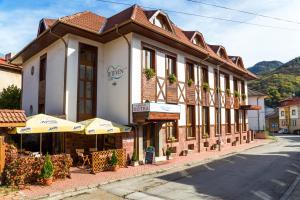 Teteven Hotel