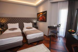 Solun Hotel & SPA, Hotely  Skopje - big - 56