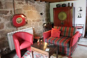 Casa Grande de Juncais, Bauernhöfe  Fornos de Algodres - big - 63