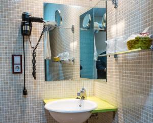 Hotel Tibur, Hotel  Saragozza - big - 21