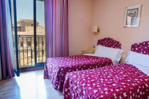 Hotel Tibur, Hotel  Saragozza - big - 82