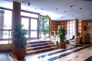 Hotel Tibur, Hotel  Saragozza - big - 81