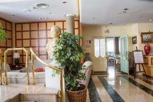 Hotel Tibur, Hotel  Saragozza - big - 78
