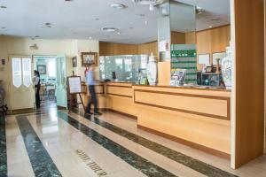 Hotel Tibur, Hotel  Saragozza - big - 75