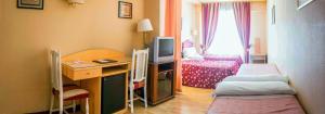 Hotel Tibur, Hotel  Saragozza - big - 69