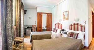 Hotel Tibur, Hotel  Saragozza - big - 68