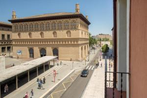 Hotel Tibur, Hotel  Saragozza - big - 65