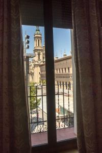 Hotel Tibur, Hotel  Saragozza - big - 63