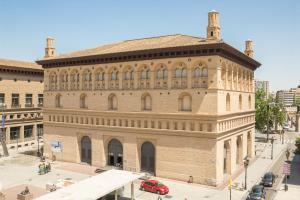 Hotel Tibur, Hotel  Saragozza - big - 62