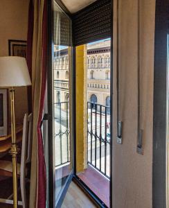 Hotel Tibur, Hotel  Saragozza - big - 61