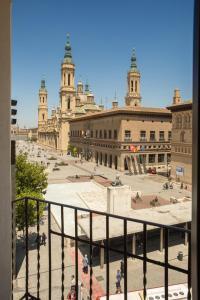 Hotel Tibur, Hotel  Saragozza - big - 14