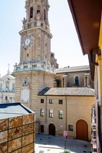 Hotel Tibur, Hotel  Saragozza - big - 13