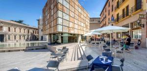 Hotel Tibur, Hotel  Saragozza - big - 59