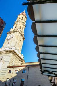 Hotel Tibur, Hotel  Saragozza - big - 54