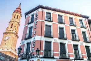 Hotel Tibur, Hotel  Saragozza - big - 52