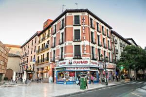 Hotel Tibur, Hotel  Saragozza - big - 46