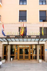 Hotel Tibur, Hotel  Saragozza - big - 86