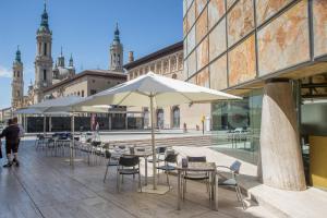 Hotel Tibur, Hotel  Saragozza - big - 12
