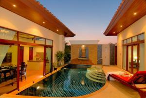 Les Palmares Villas, Курортные отели  Банг Тао Бич - big - 35